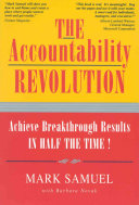 The Accountability Revolution