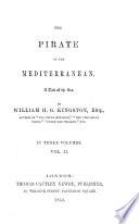 The pirate of the Mediterranean Book