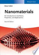 Nanomaterials Book