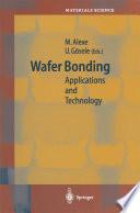 Wafer Bonding Book
