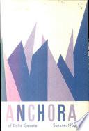 The Anchora od Delta Gamma  Vol 76