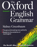 The Oxford English Grammar