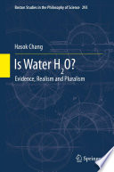 Is Water H2O