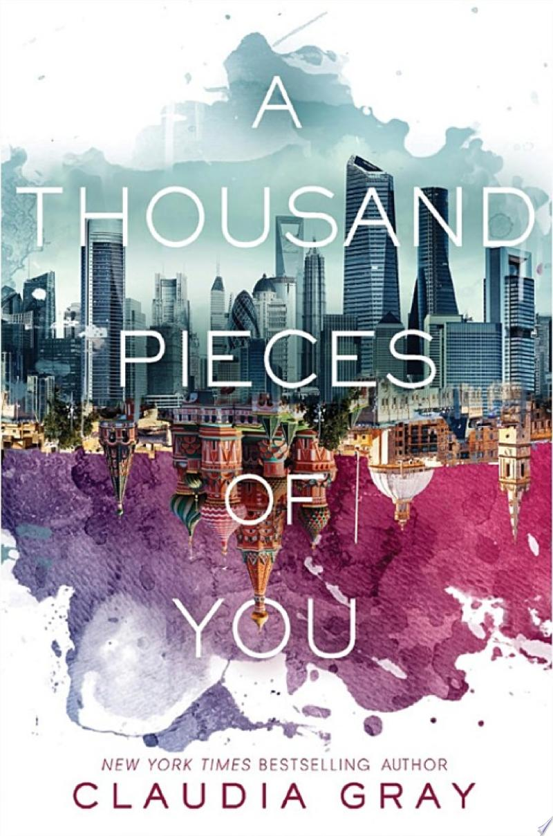 A Thousand Pieces of You banner backdrop