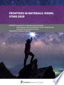 Frontiers in Materials  Rising Stars 2020
