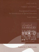 Exceptional Learners Book