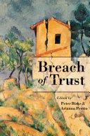 Pdf Breach of Trust