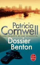 Dossier Benton Pdf/ePub eBook