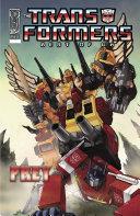 Transformers: Best of UK - Prey #1 Book