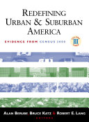 Redefining Urban and Suburban America Pdf/ePub eBook