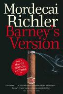 Barney's Version (Movie Tie-in Edition)