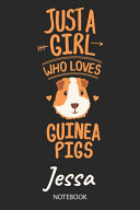 Pdf Just A Girl Who Loves Guinea Pigs - Jessa - Notebook