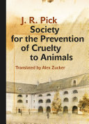 Society for the Prevention of Cruelty to Animals [Pdf/ePub] eBook