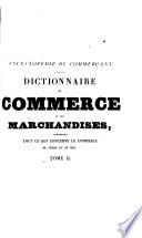 Encyclopédie du commerçant