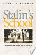 Stalin   s School