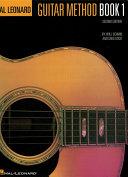 Hal Leonard Guitar Method Book 1 Book PDF