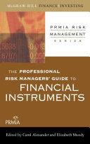 Pdf The Professional Risk Managers' Guide to Financial Instruments Telecharger