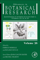 Biosynthesis of Vitamins in Plants Part A