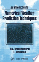 An Introduction to Numerical Weather Prediction Techniques