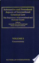 The Fundamental Concept Of Crime In International Criminal Law [Pdf/ePub] eBook