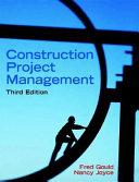 Construction Project Management Book PDF