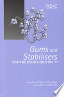 Gums And Stabilisers For The Food Industry 11 Book PDF