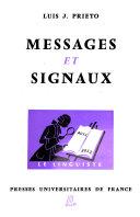 Messages et signaux