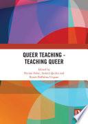 Queer Teaching   Teaching Queer