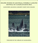Seaside Studies in Natural History: Marine Animals of Massachusetts Bay Pdf/ePub eBook