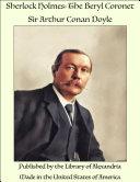Sherlock Holmes: The Beryl Coronet