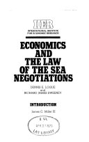 Economics and the Law of the Sea Negotiations
