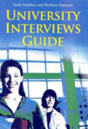 University Interviews Guide