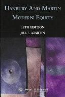 Modern Equity