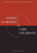 Expert Learning for Law Students