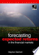 Forecasting Expected Returns in the Financial Markets Book