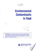 Environmental Contaminants in Food