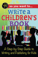 So You Want to… Write a Children's Book