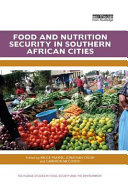 Food and Nutrition Security in Southern African Cities