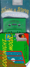 Goodnight Moon Board Book and Tape