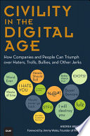 Civility in the Digital Age Book