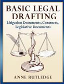 Basic Legal Drafting