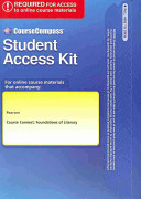 Foundations of Literacy Course Connect Access Code Card