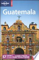 Guida Turistica Guatemala Immagine Copertina