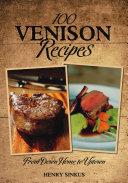 100 Venison Recipes