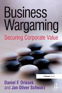 Pdf Business Wargaming