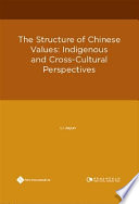 Structure of Chinese Values