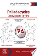 Palladacycles