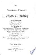 Mississippi Valley Medical Monthly Book PDF