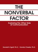 THE NONVERBAL FACTOR