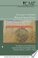 Catalogue Of The Ethiopic Manuscript Imaging Project 2 Book PDF